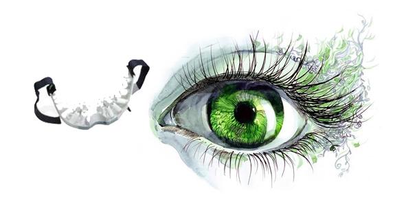 Комлексный уход за глазами – очки-массажеры и фитотерапия