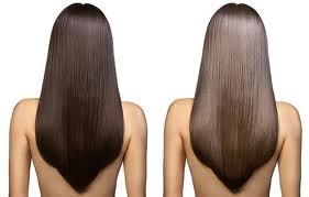 Процедура ламинирования волос на дому