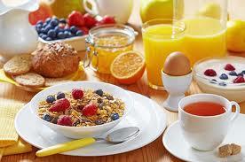 Правильный завтрак – залог красоты и здоровья