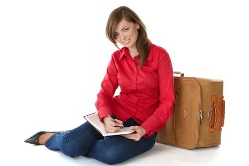 Что нужно не забыть взять с собой на отдых в другой стране?
