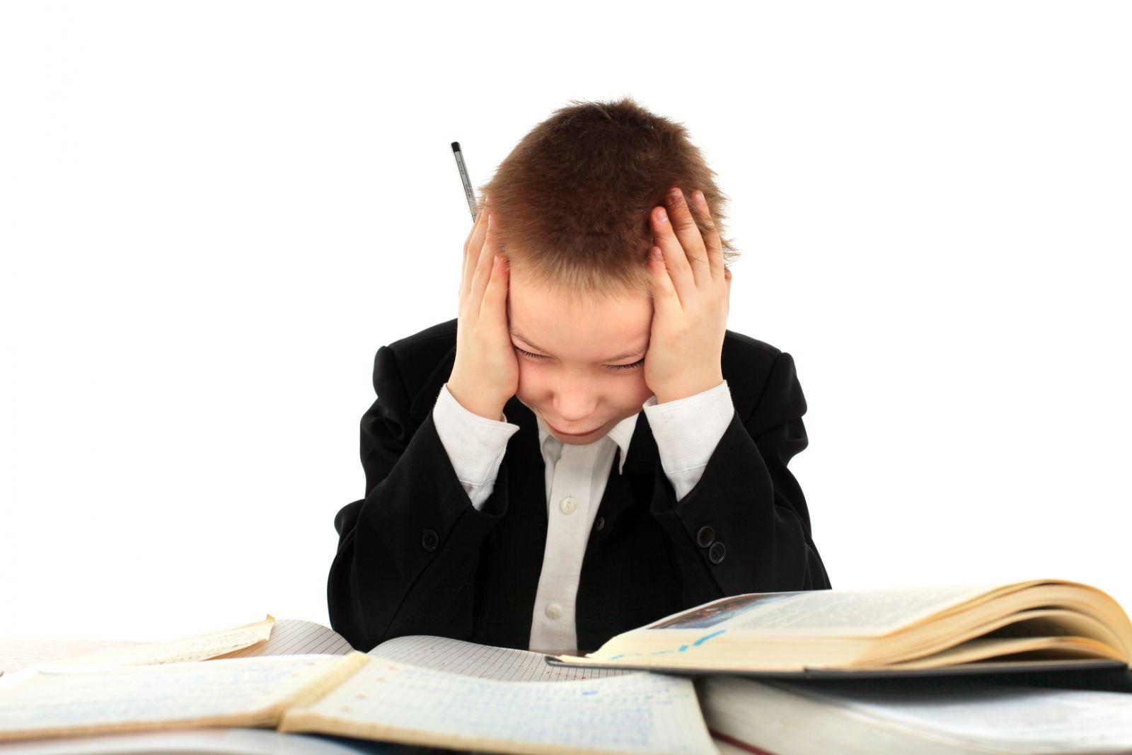 Если ребёнок боится идти в школу