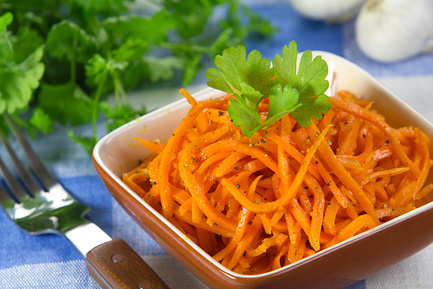 Оранжевая диета: снижаем вес морковкой