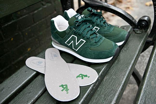 Обувь от компании New Balance нравится всем.