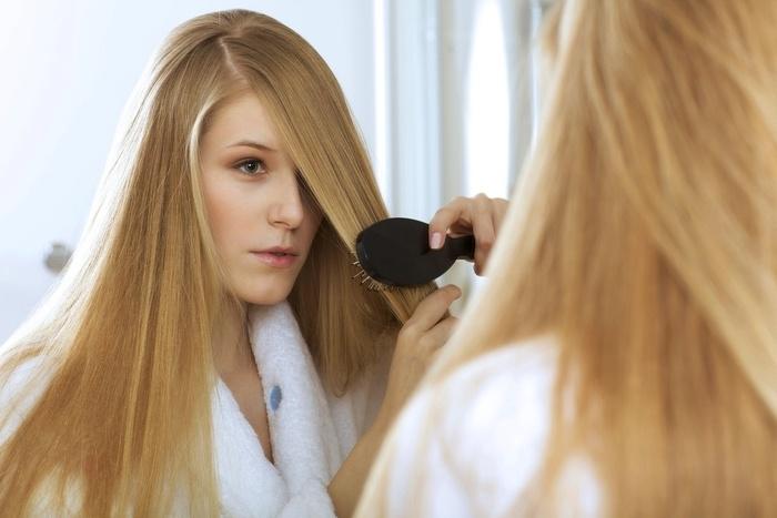Как ухаживать за волосами в летний период