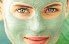 Маски из зеленой глины для кожи и волос