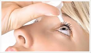 Средства от слезоточивости глаз