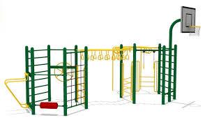Современные школьные спортивные площадки