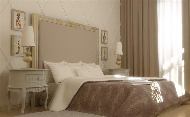 Дизайн спальни по фен-шуй