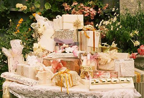 Идеи оригинальных свадебных подарков