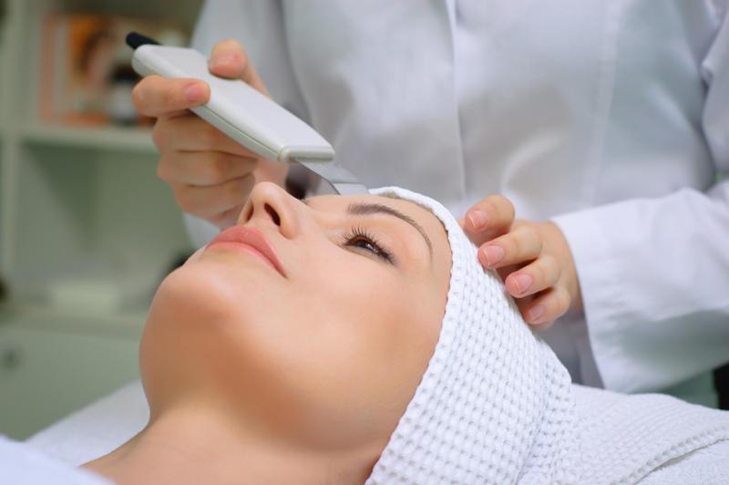 Применение ультразвуков в косметологии