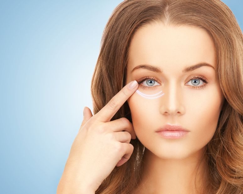 Меняем разрез глаз: операция кантопексия