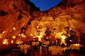 На ужин в тысячелетнюю пещеру
