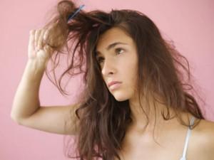 Быстрый способ вылечить ломкие волосы