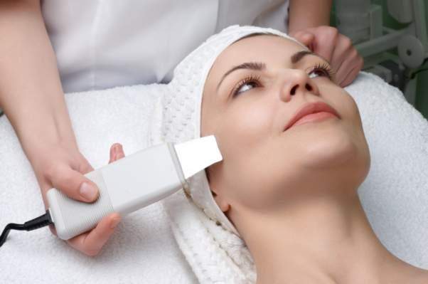 Ультразвуковой пилинг: чистит кожу и омолаживает