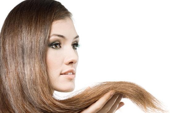 Секущиеся кончики волос, профилактика и лечение