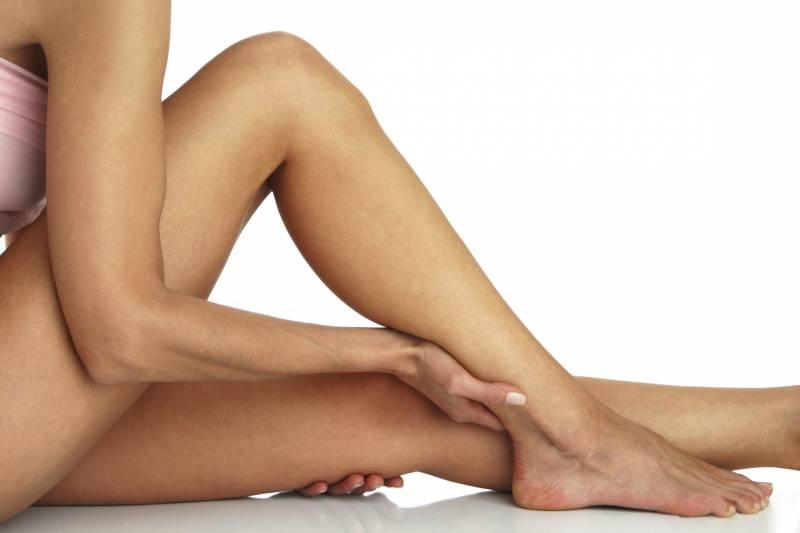 Сухая кожа на ногах. Как избавится от проблемы