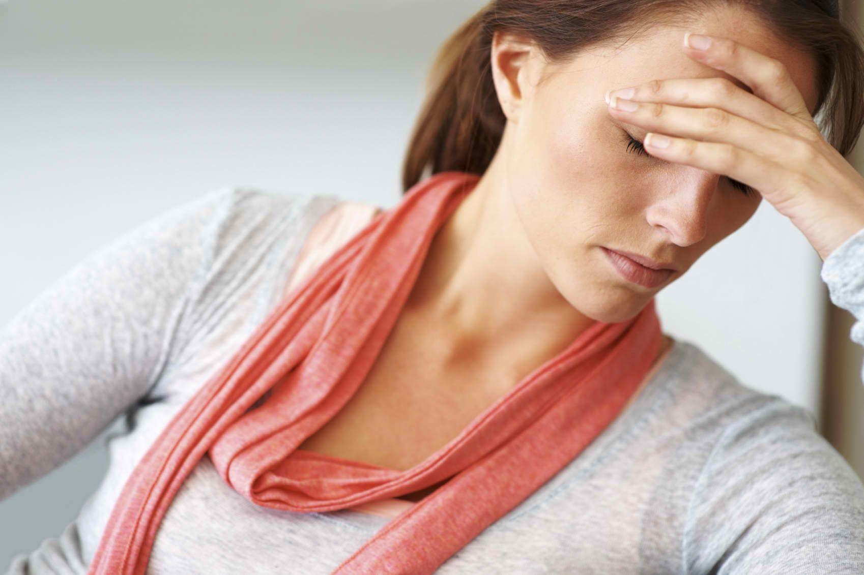 Проблема женщин — гормональный дисбаланс