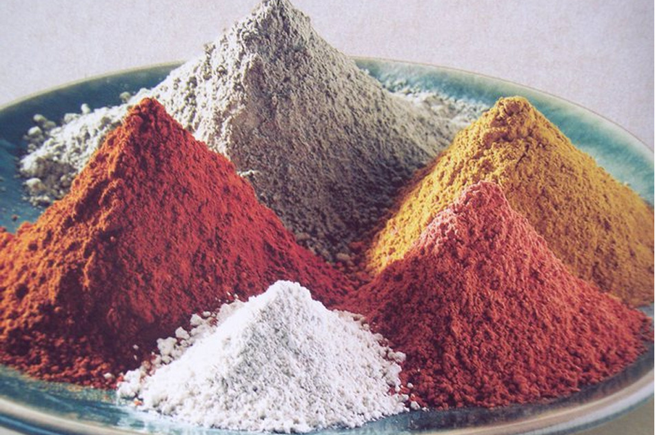 Уход за кожей: виды косметических глин