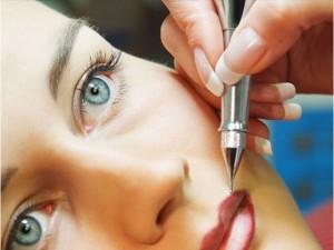 Перманентный макияж: как это происходит