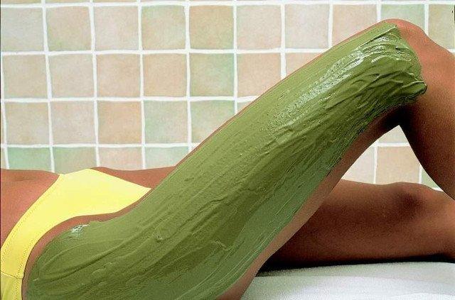 Для здоровья кожи: обертывания глиной