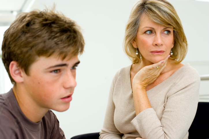 Что делать, если у ребенка депрессия