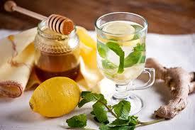 Имбирные напитки для здоровья и похудения