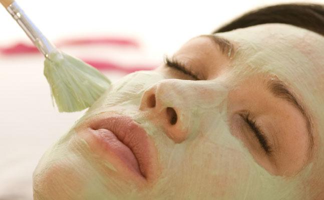 Увядающая кожа. маски для лица в домашних