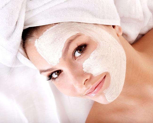 Маски для лица: правила нанесения маски