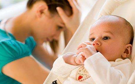 Влияние материнской депрессии на ребенка