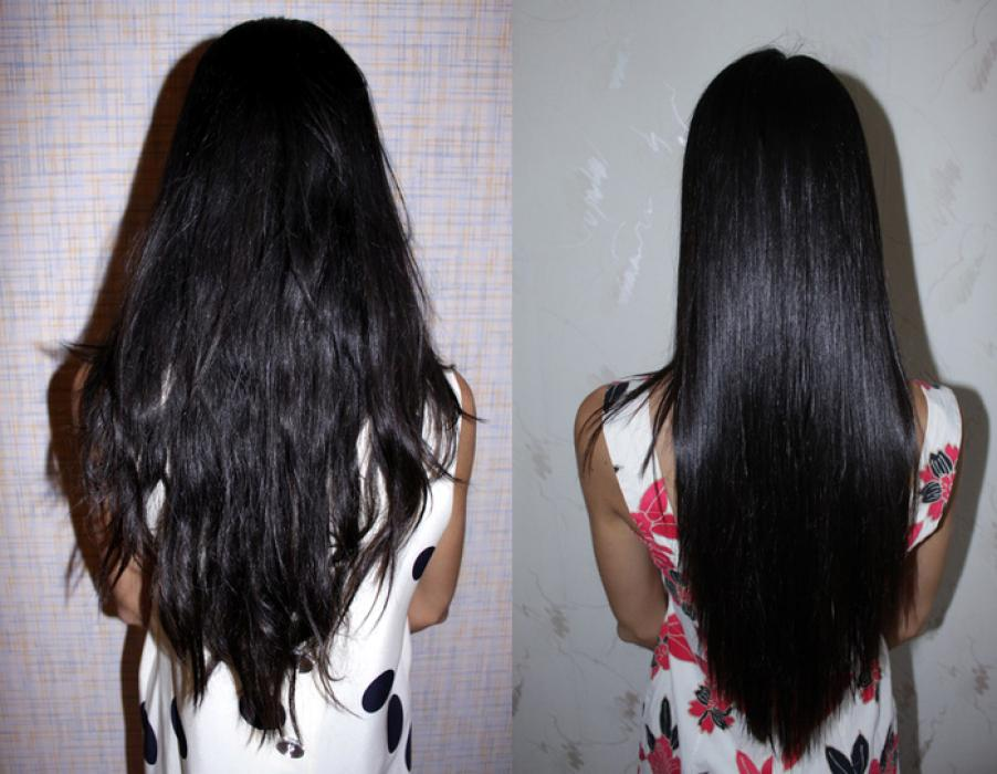 Новомодная процедура: биоламинирование волос