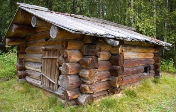 Баня у древних славян