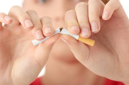 Скажем нет курению