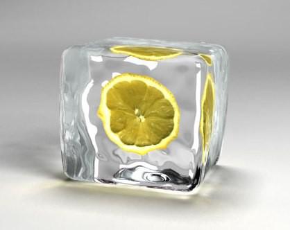 Чем полезен косметический лед