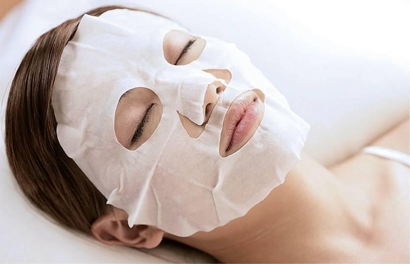 Омолаживающие маски для лица своими руками