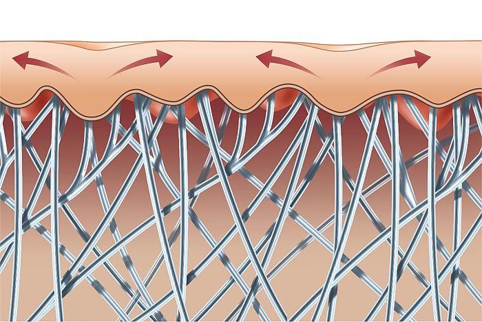 Коллаген омолаживает не только кожу, но и весь организм