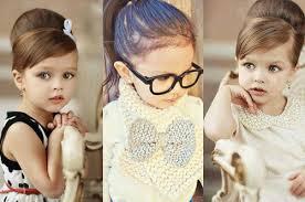 Развитие моды в одежде для детей