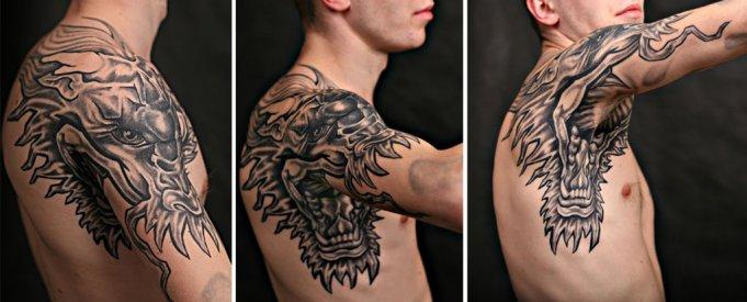 История возникновения традиционной татуировки