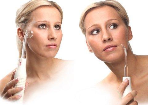 Дарсонвализация лица — Косметические процедуры