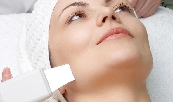 Чем хороша ультразвуковая чистка лица