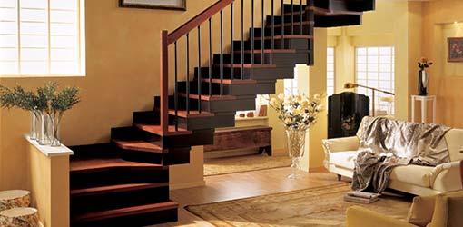 Как сделать лестницу в своем доме