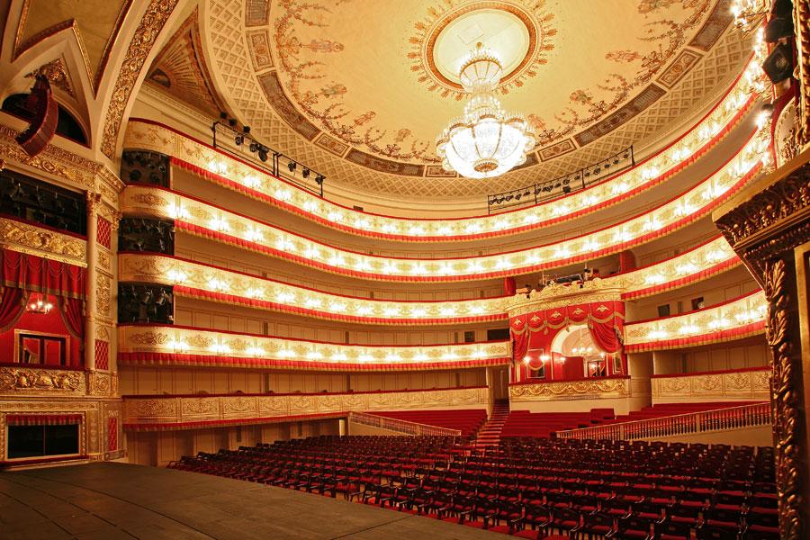 Пламенное искусство Большого театра