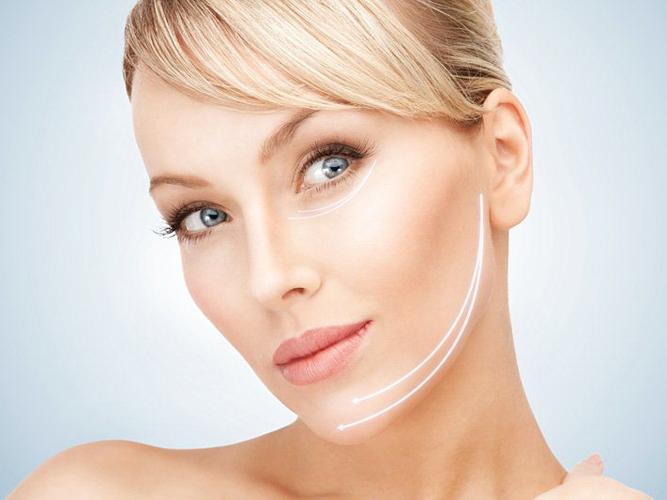 Комбинация инъекционных и аппаратных методик лечения с целью лифтинга кожи