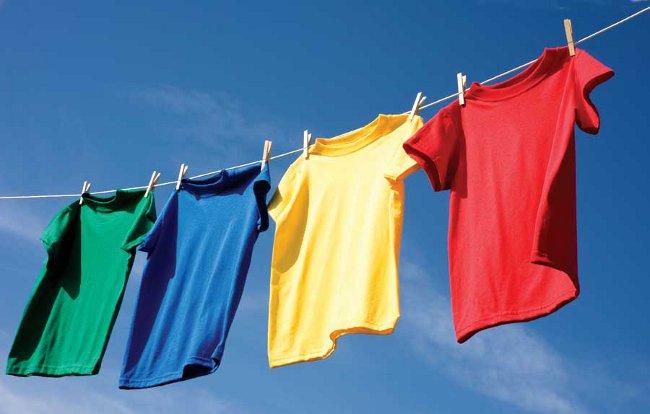Оптимальная альтернатива для чистой одежды