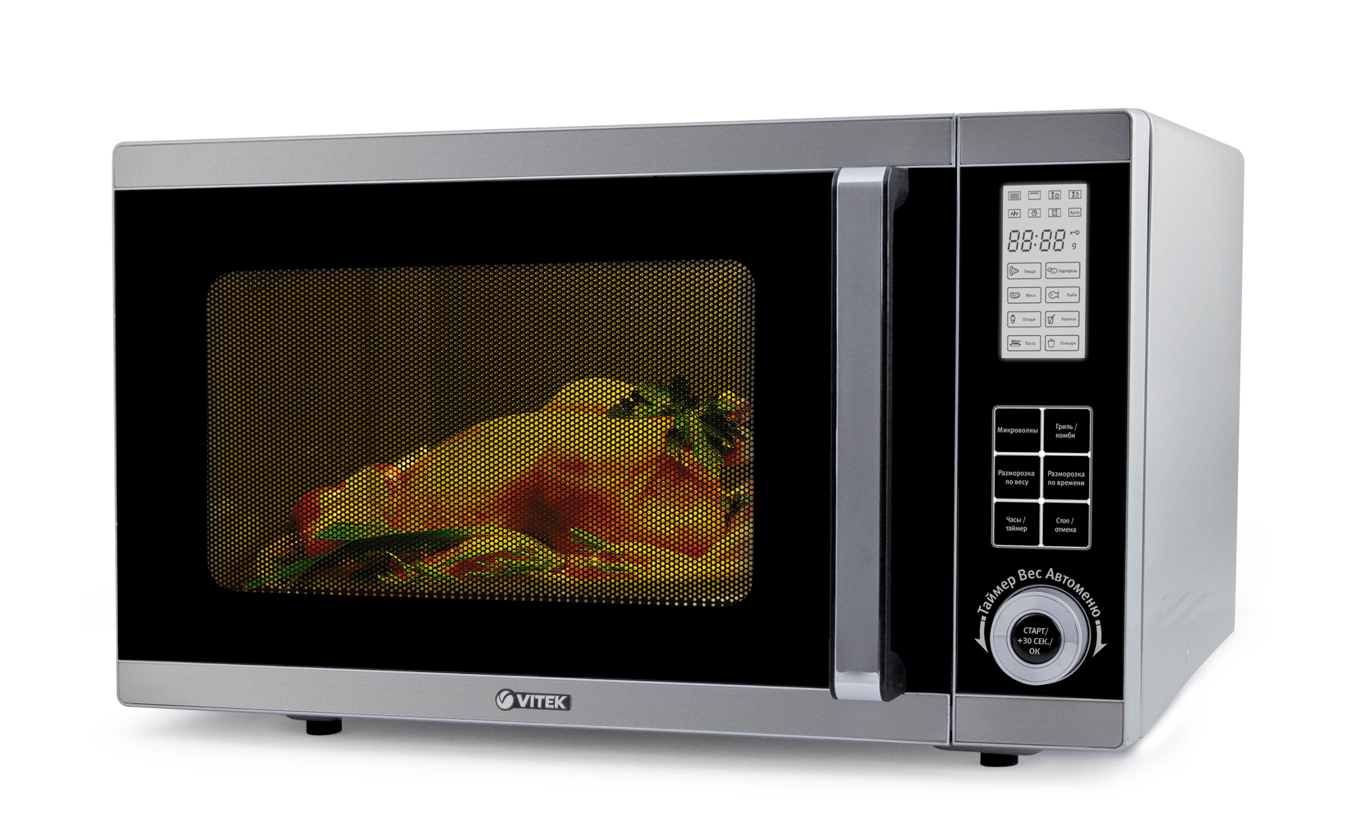 Микроволновая печь-справочник покупателя
