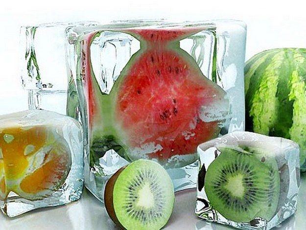 Чем полезен косметический лед для кожи