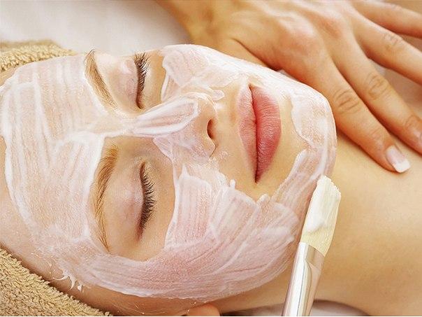 Молочный пилинг для чувствительной кожи: советы