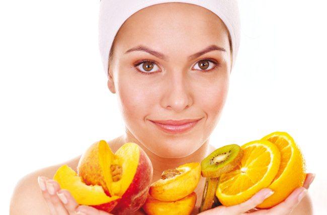 Как приготовить фруктовую маску