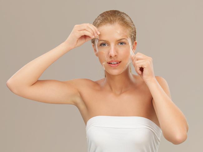 Простые методы женской красоты: пилинг