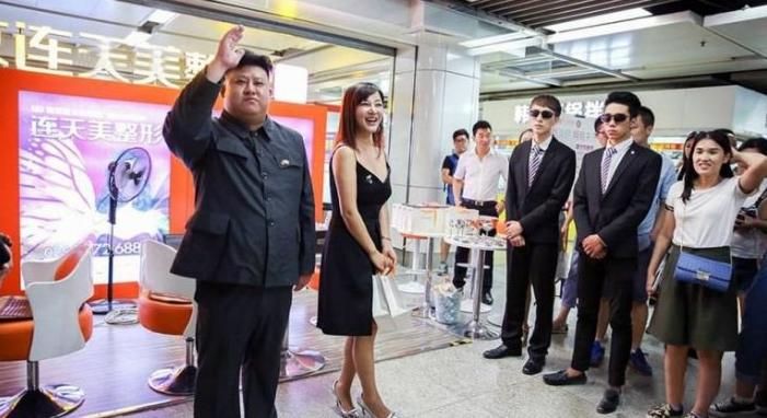 Китаец сделал пластику, чтобы стать похожим на главу КНДР