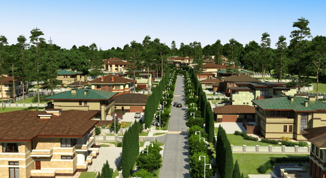 Как правильно выбрать элитный коттеджный поселок